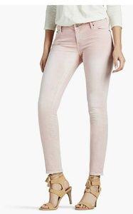 Lucky Brand Lolita Light Pink Capri Jeans